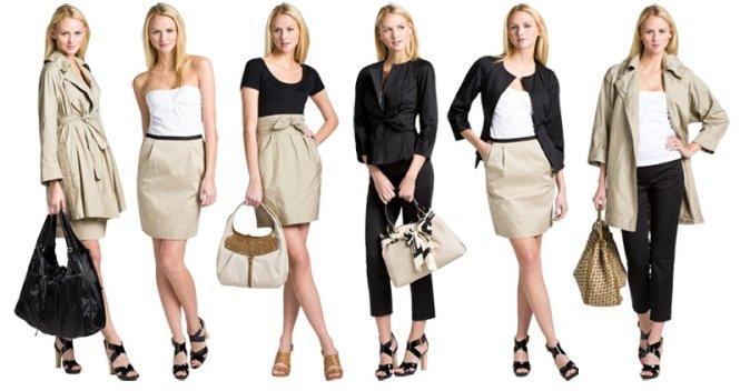 novas versões roupas